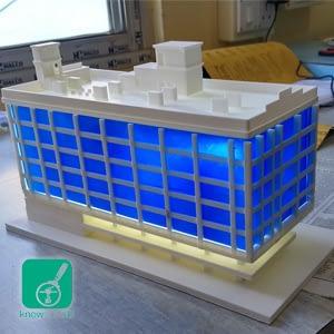3d printed hotel plan