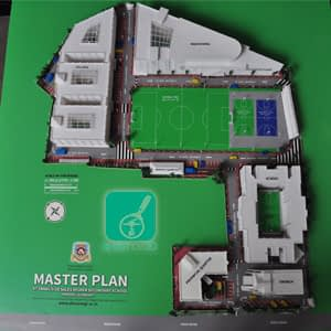 3d printed school plan
