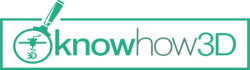 knowhow3d logo